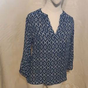Banana Republic pullover Blouse size SP